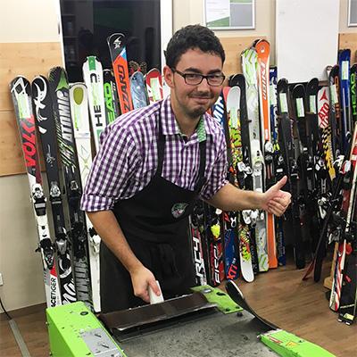 Waxl Stubn Ski Service