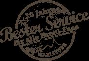 10 Jahre Waxl Stubn Bester Service für alle Ski und Snowboard